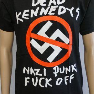 Dead Kennedys Nazi Punks Fuck Off (Shirt/T-Shirt)