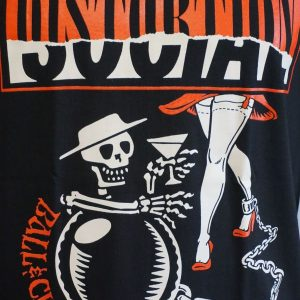 Social Distortion Ball and Chain (Shirt/T-Shirt)