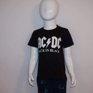 AC-DC- Black in Black