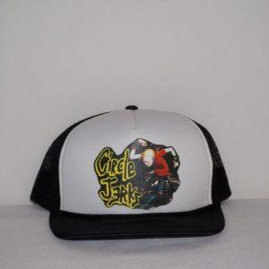 Circle Jerks Hat