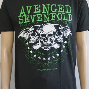Avenged Sevenfold-California USA (Shirt/T-Shirt)