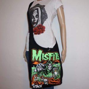 Misfits-The Attack Shoulder Bag