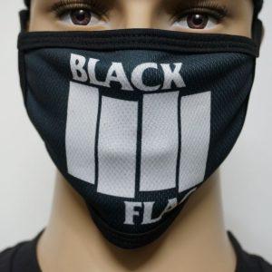 Black Flag (Face Mask)