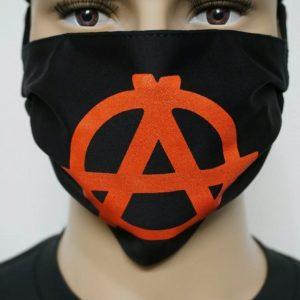 Anarchy Cotton Masks/Face Mask