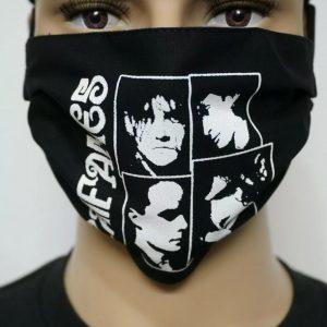 Caifanes Band Cotton Mask/Face Mask